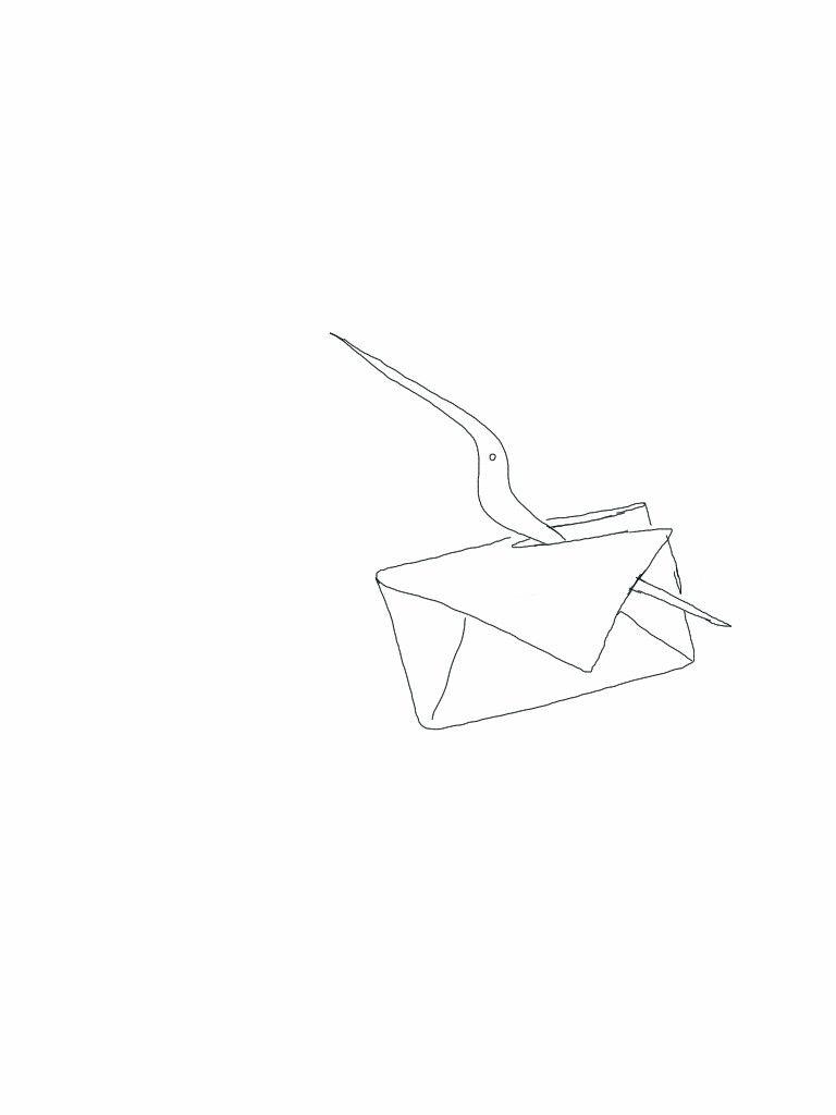 Coupe-Papier // Uselen