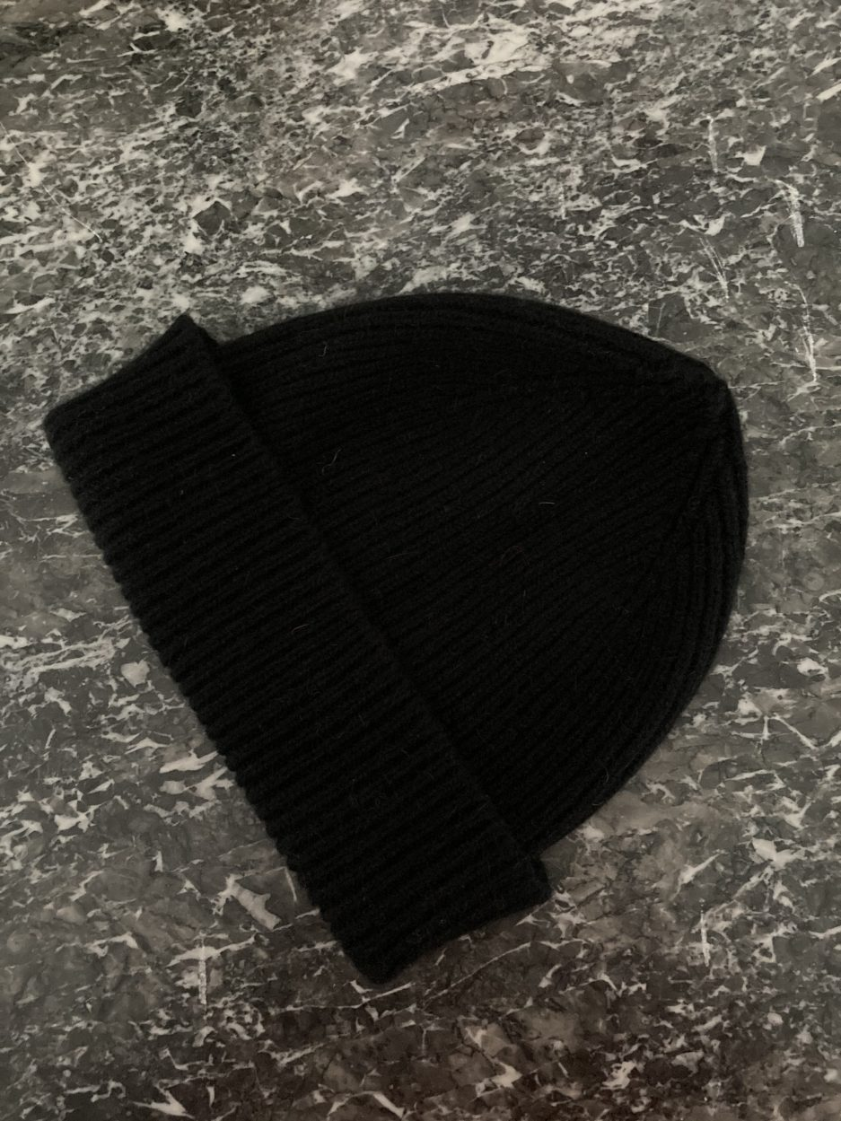 Bonnet noire